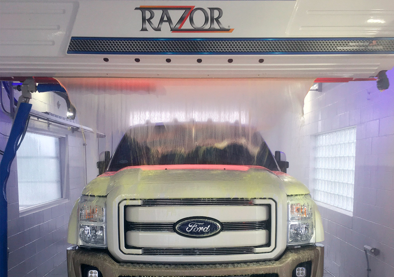 No Touch Car Wash Near Me >> The Best Car Wash And Free Vacuums Hartland Service