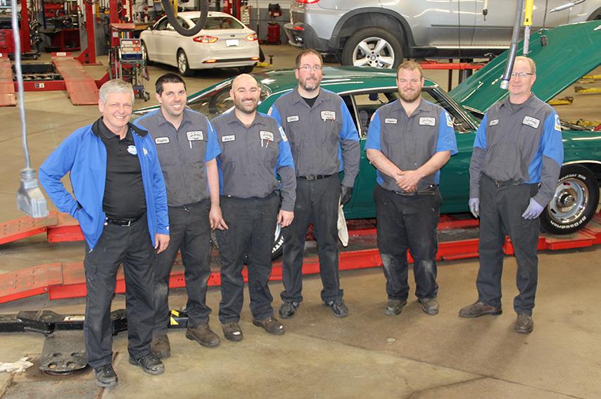 Repair Technicians