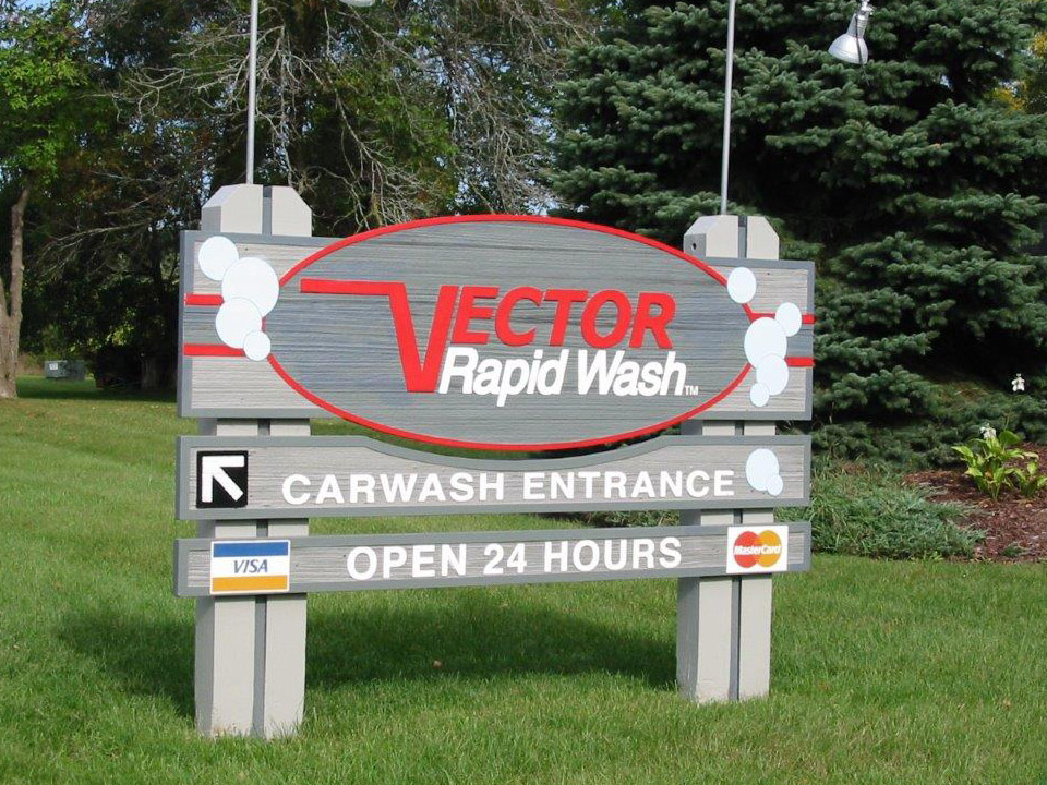 Vector Car Wash