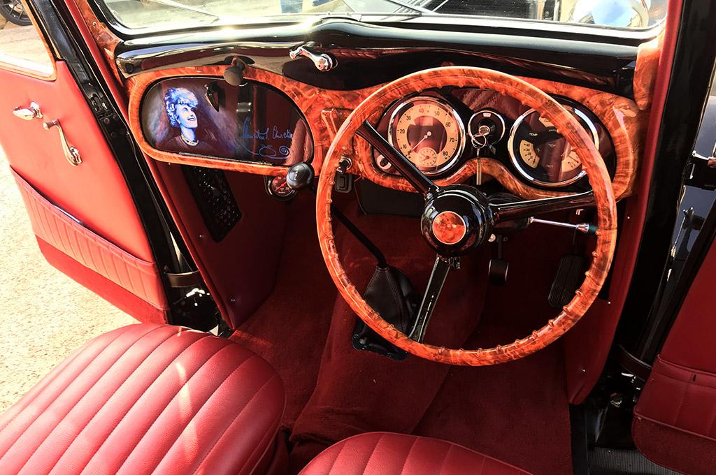 1938 Austin 10 Cambridge Saloon