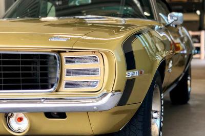 1969 Camaro RS/SS