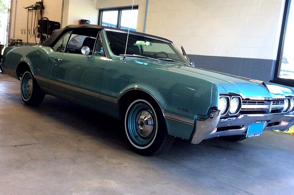 66 Oldsmobile Cutlass
